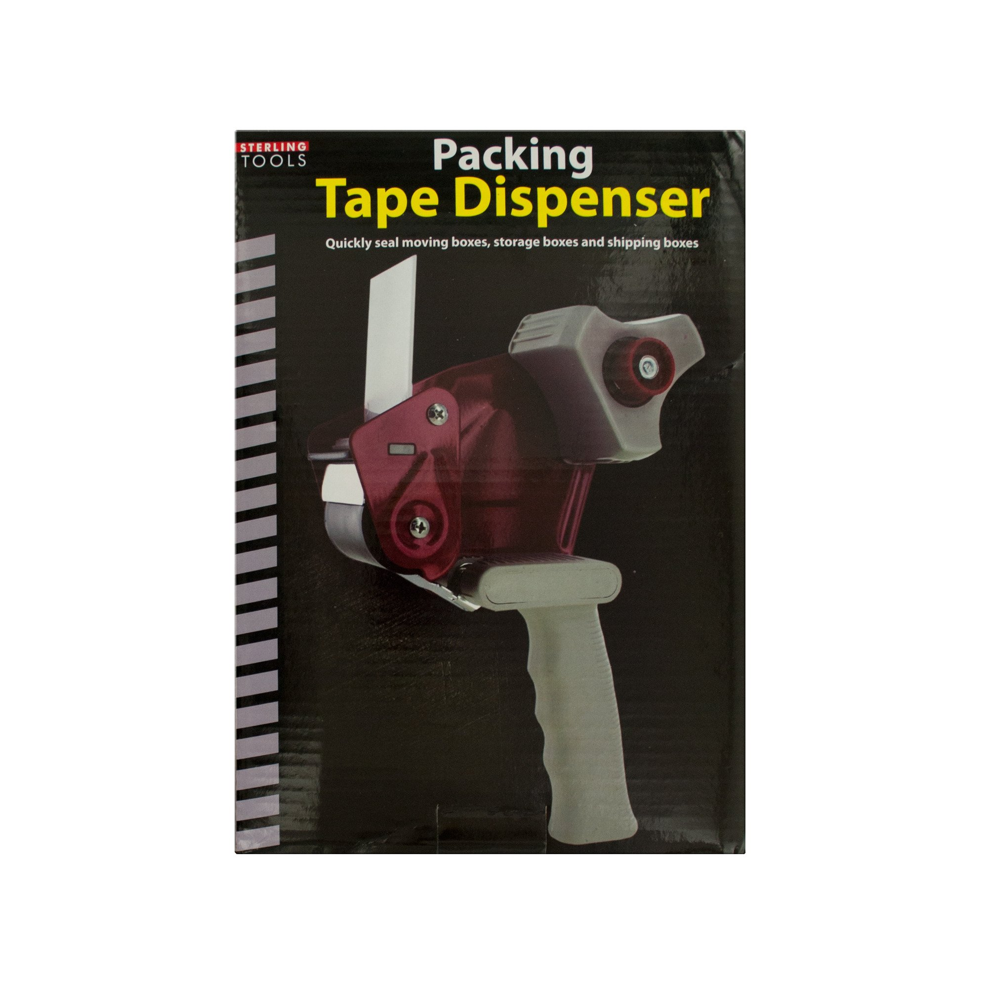 123-Wholesale - Set of 12 Packing Tape Dispenser - School & Office Supplies Shipping Supplies