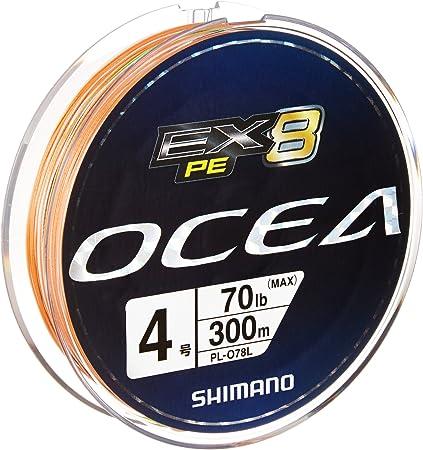 2019 NEW Shimano Ocea 8 PE Line 300m