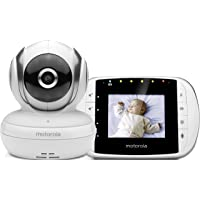 Motorola Baby MBP 33S - Vigilabebés vídeo