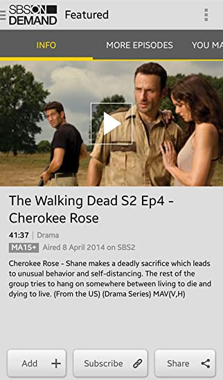 Amazon com: SBS ON DEMAND: Appstore for Android