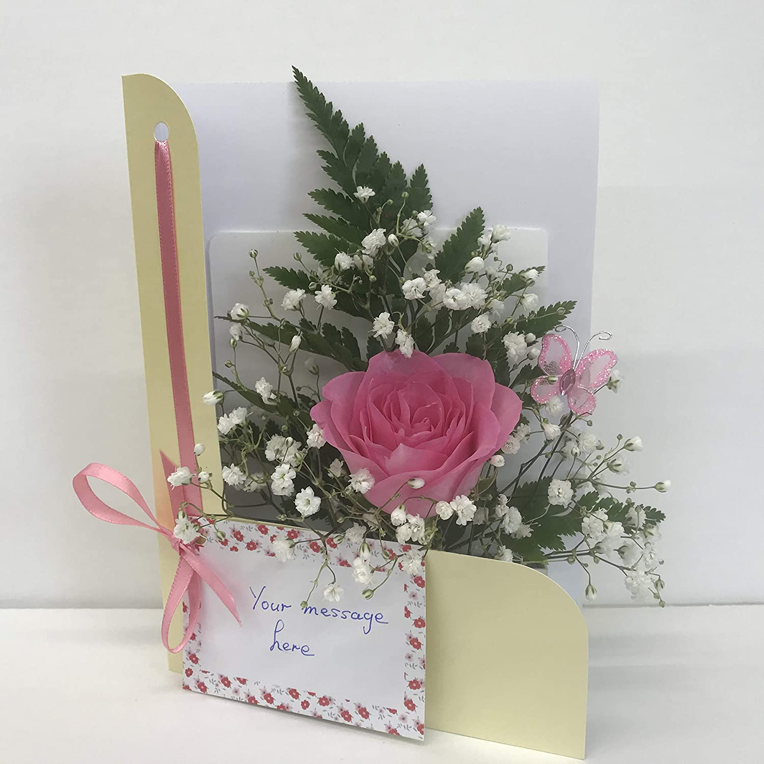 Fresh Flowers Delivered Pink Rose Flowers By Post Direct From