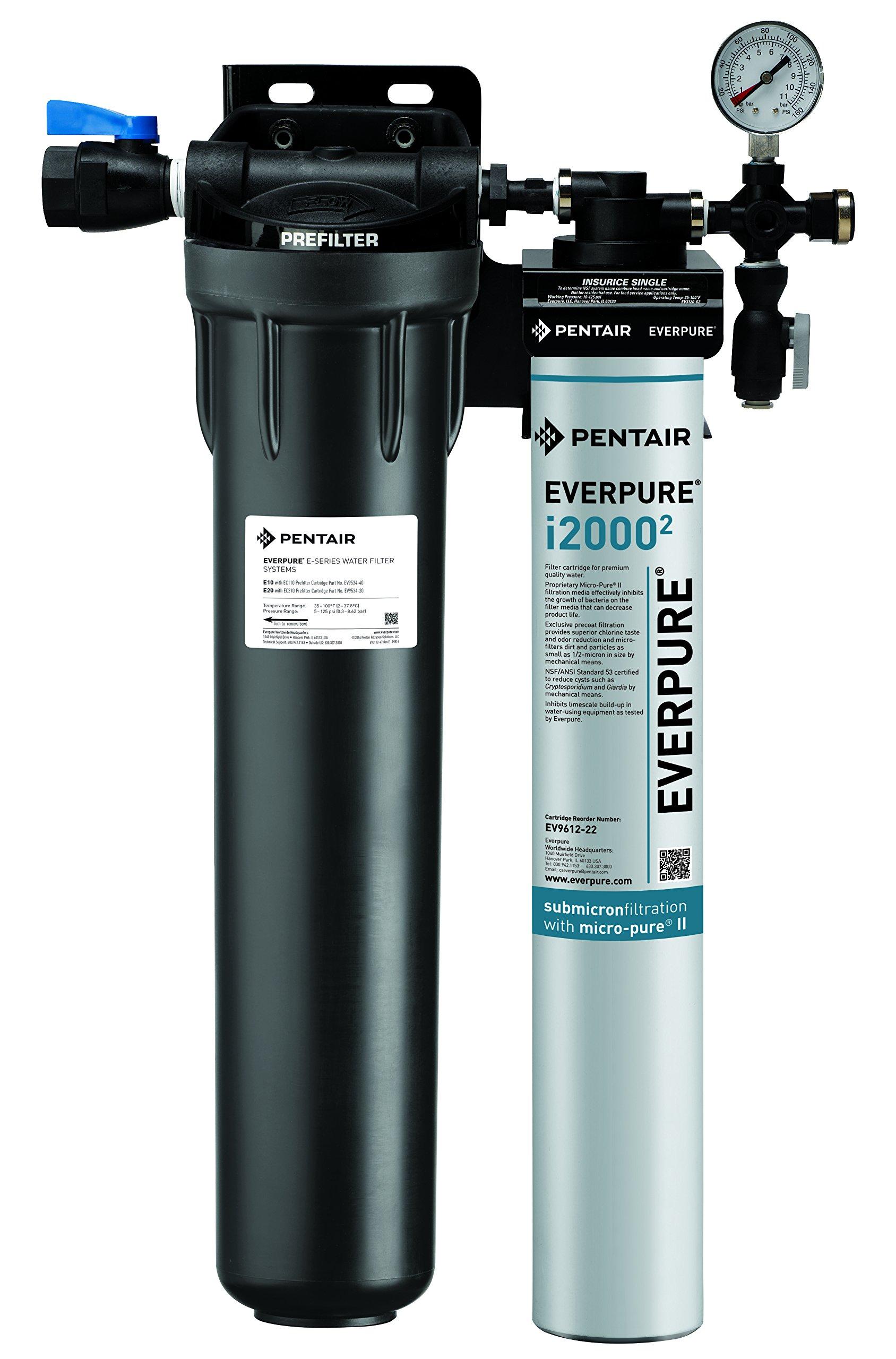 Everpure EV9324-21 Insurice Single PF i2000 2 System