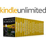 Amish Mystery and Romance MegaBook