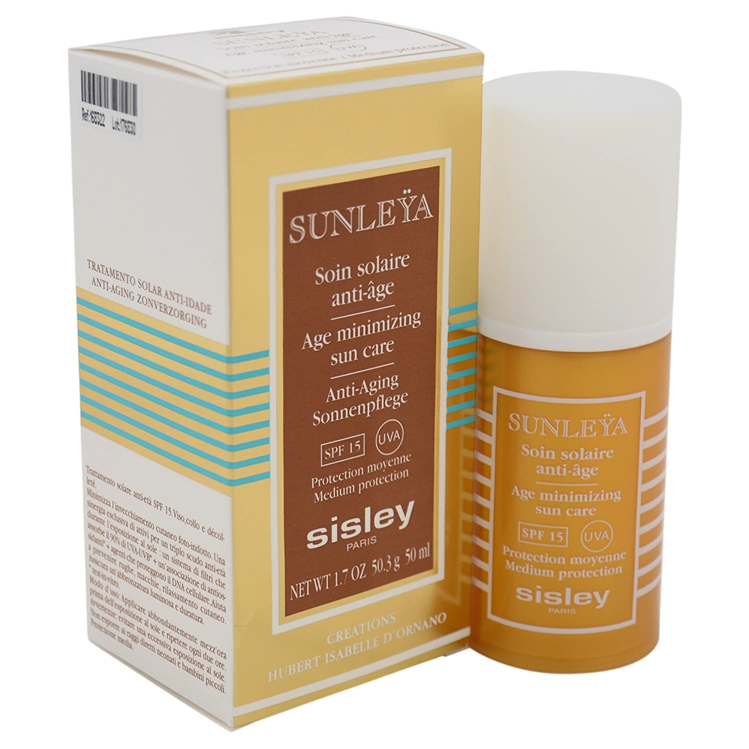 Amazon.com: Sisley Sunleya Age Minimizing SPF15 Medium ...