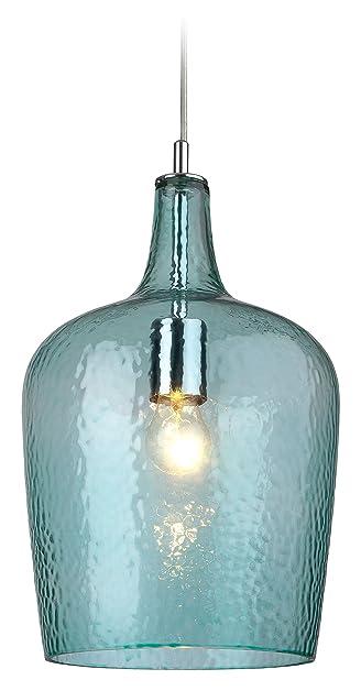 Firstlight 2301aq e27 edison screw 60 watt glass pendant light firstlight 2301aq e27 edison screw 60 watt glass pendant light aqua mozeypictures Choice Image