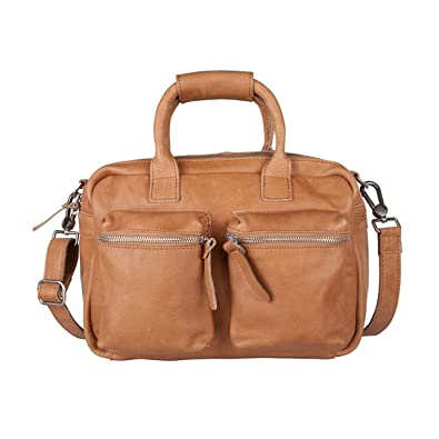 COWBOYSBAG The Bag 1030 sac de voyage weekender, sac en cuir, cognac, 46x36x14 cm (L x H x P)