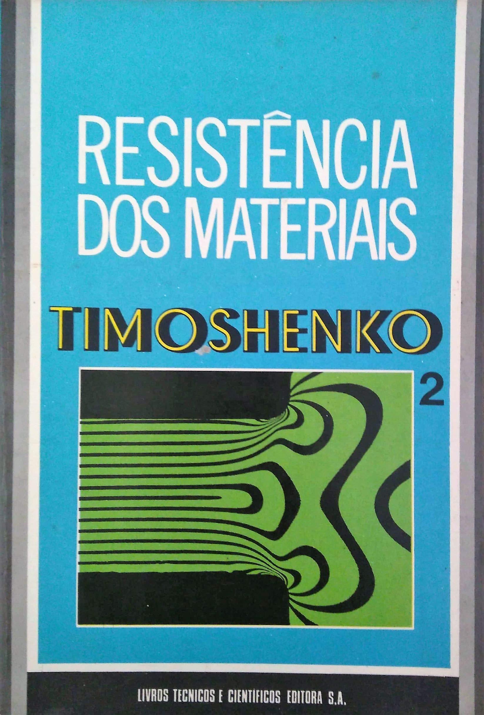 livro de resistencia dos materiais timoshenko