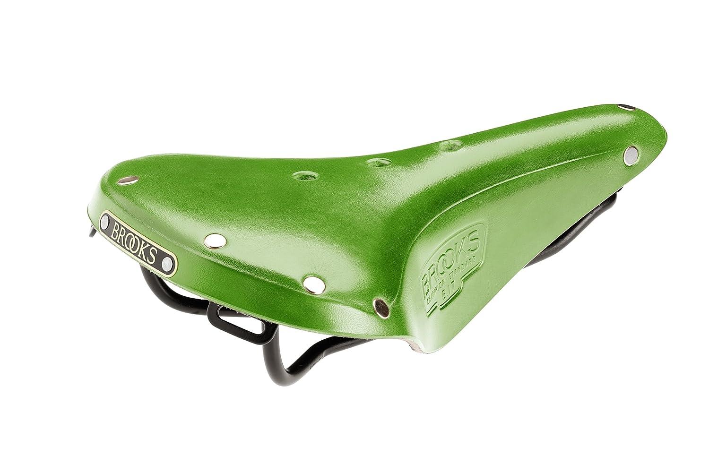 BROOKS(ブルックス) レザーサドル 100年以上の伝統を誇るクラシックモデル B17 STANDARD CLASSIC APPLE GREEN B0048AR05G