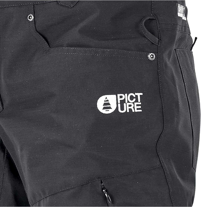 Picture Organic Pantalon De Ski Slany Black