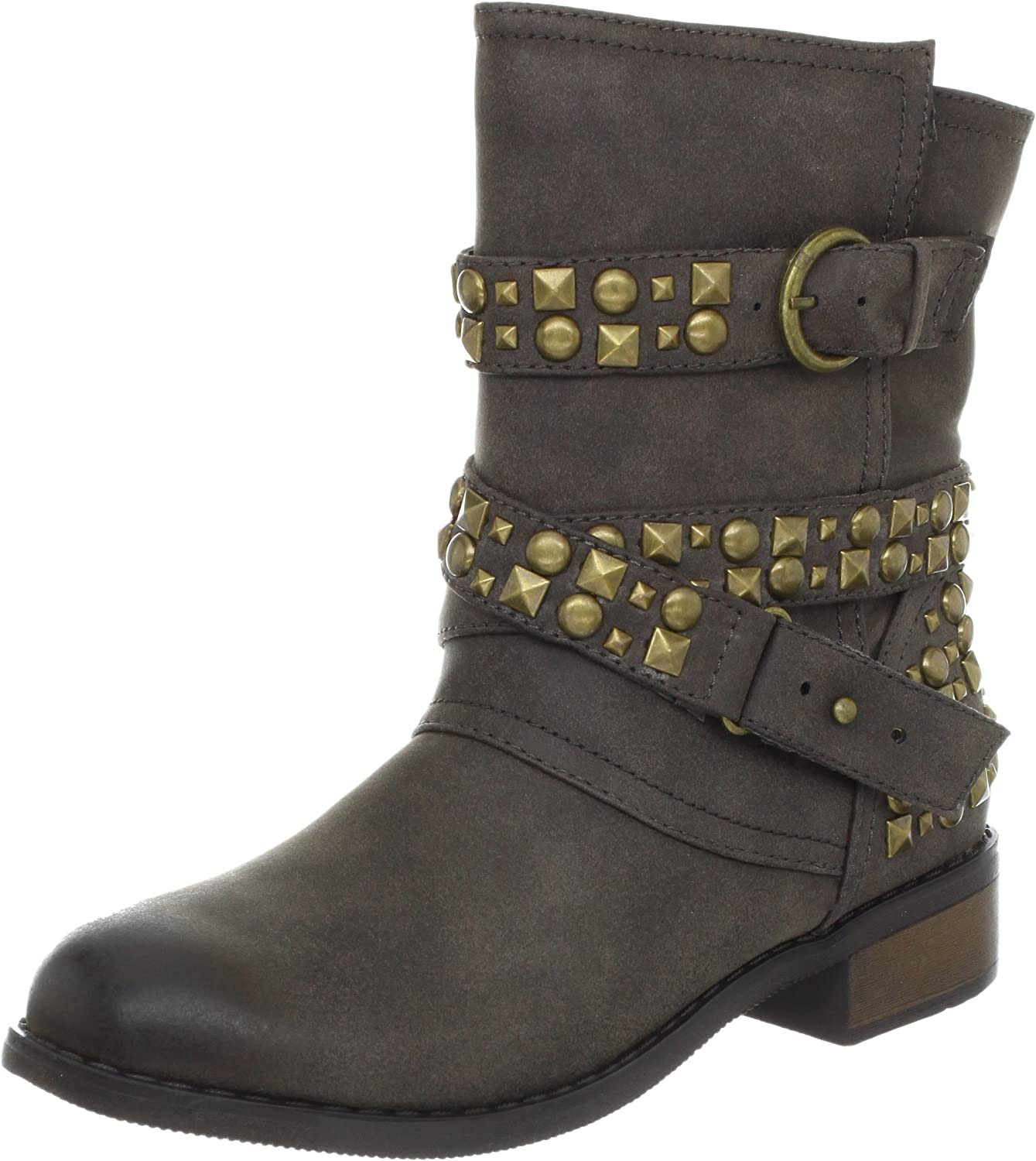 Dirty Laundry by Chinese Laundry Women's Showstopper Motorcycle Boot