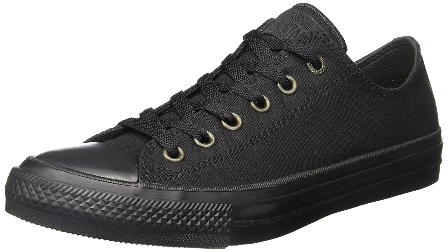Converse Chuck Taylor All Star Core Ox B010RYAIZK 3.5 D(M) US|Black Mono