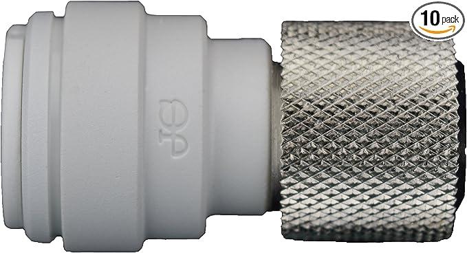 John Guest 4mm-1 8BSP Pushin Pneumatique Banjo contrôle de flux montage cfm360411e