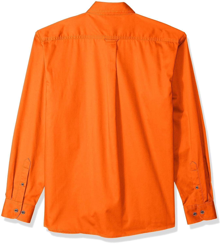 4XL Team Orange Harritton Mens HART-M500-800-4XL