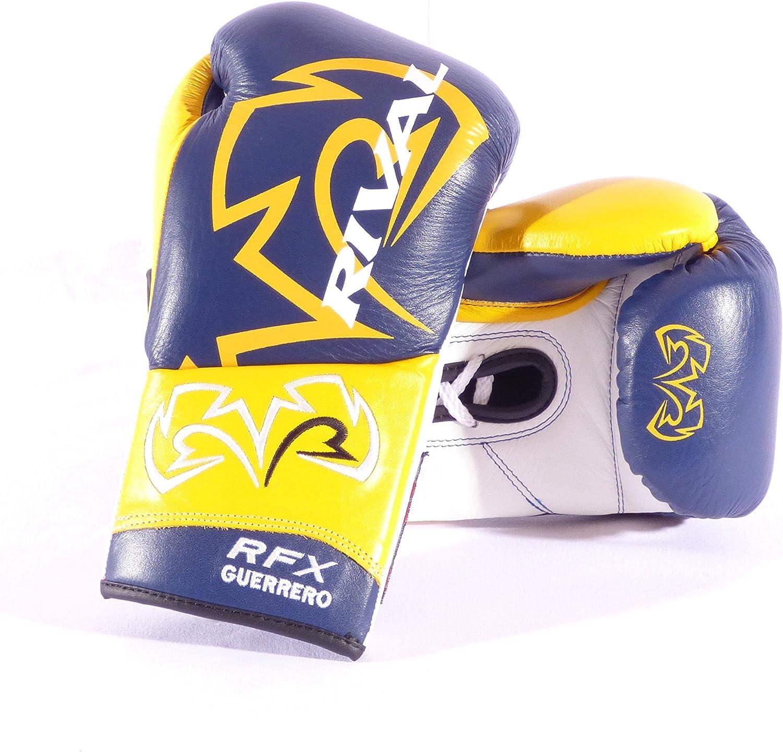 HDE-F Guerrero V Bag Boxing Gloves RIVAL White-Gold RFX