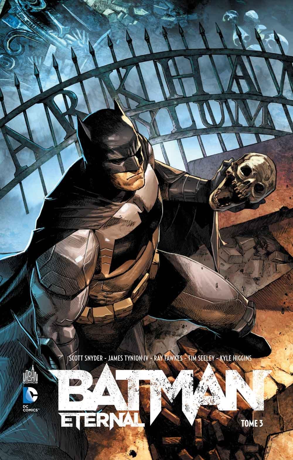 par où lire batman