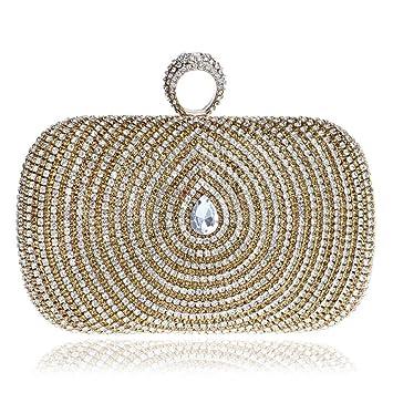 KYS Bolsas para Mujer All Seasons Polyester Evening Bag Raya ...