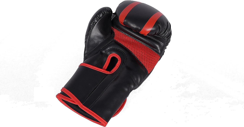 Vector Deportes Maya Ocultar Cuero Hecho a Mano Pro Estilo Infantil de Boxeo Kickboxing ni/ños MMA Sparring Gear Junior Saco Entrenamiento Guantes 4/ /6oz
