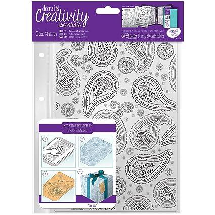 amazon com docrafts dce907103 creativity essentials a5 background