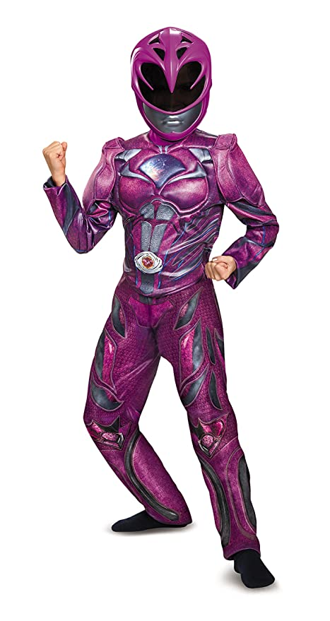 Think, Pink power ranger costume