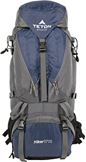 Amazon.com   TETON Sports Explorer 4000 Internal Frame Backpack ... 432b97dc188af