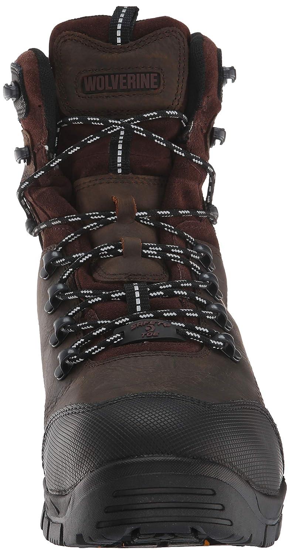7f0d77c6b32 Amazon.com | Wolverine Men's Glacier Xtreme 6'' Composite Toe ...