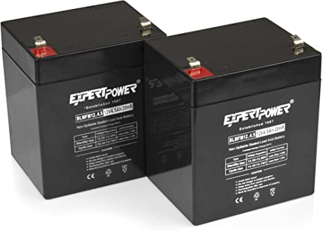 Universal Power Group UB1250 12V 4.5Ah UPS Battery This is an AJC Brand Replacement