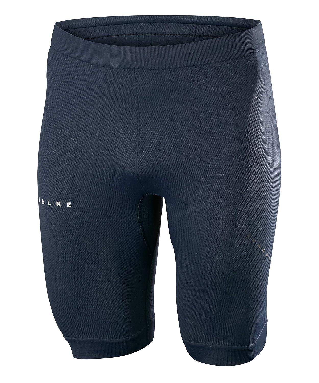 23b1d17c4db7 FALKE - Abbigliamento da Corsa, Pantaloncini da Running Uomo, Uomo,  Laufbekleidung Running Short Tights, Space Blue, S: Amazon.it: Abbigliamento