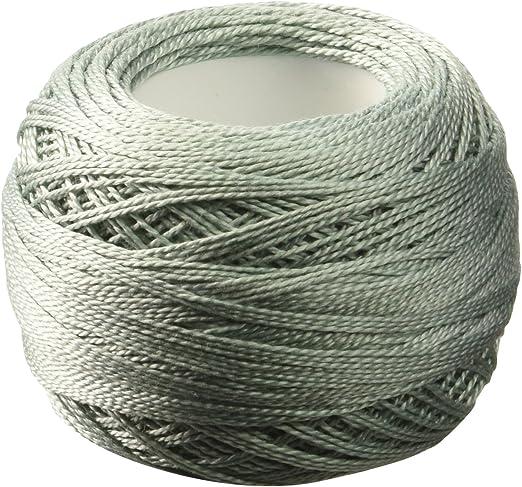 DMC 116 12-927 - Bolas de Hilo de algodón Perlas, Color Gris Claro ...