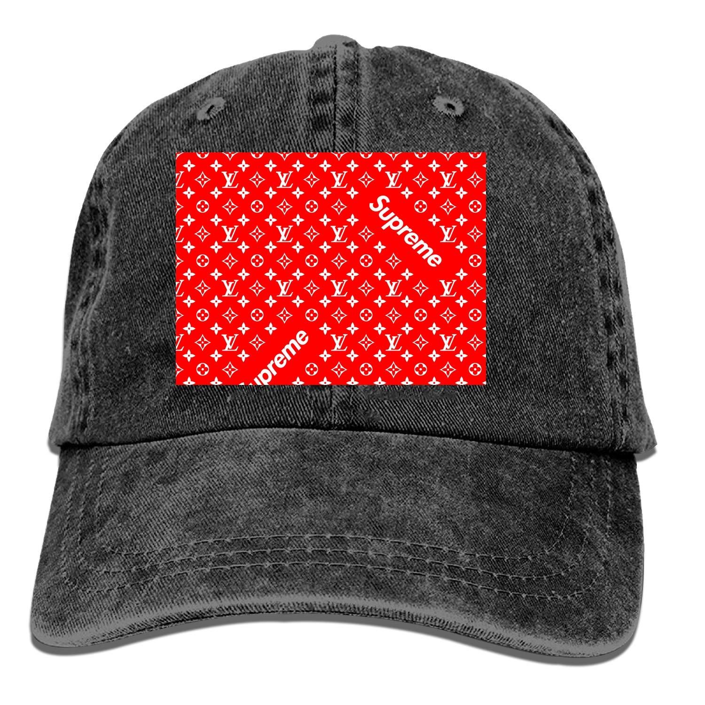 f7a0624e EANTE Baseball Cap-Supreme Lv Cowboy Hats for Mens Women Dad, Sports Baseball  Caps at Amazon Men's Clothing store: