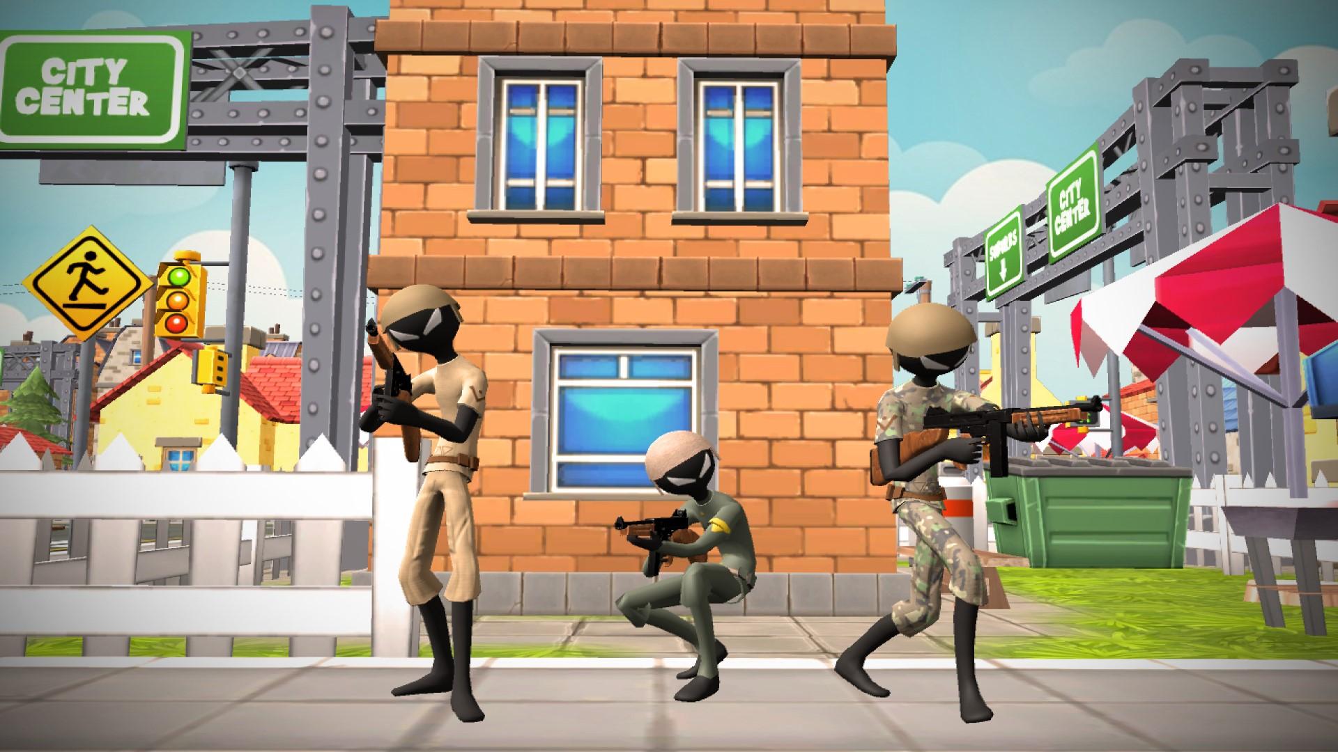 Amazon.com: Stickman WW2 Battle Simulator: Appstore para Android