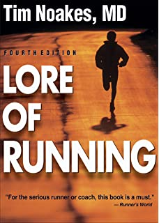 The science of running how to find your limit and train to maximize lore of running 4th edition fandeluxe Gallery