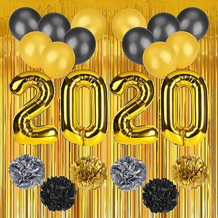 177-piece 2020 Graduation Party Supplies Bundle