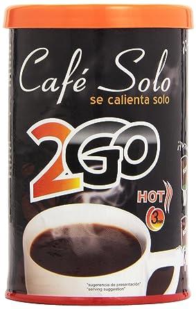 2Go - Café Solo - Se calienta solo - 250 ml