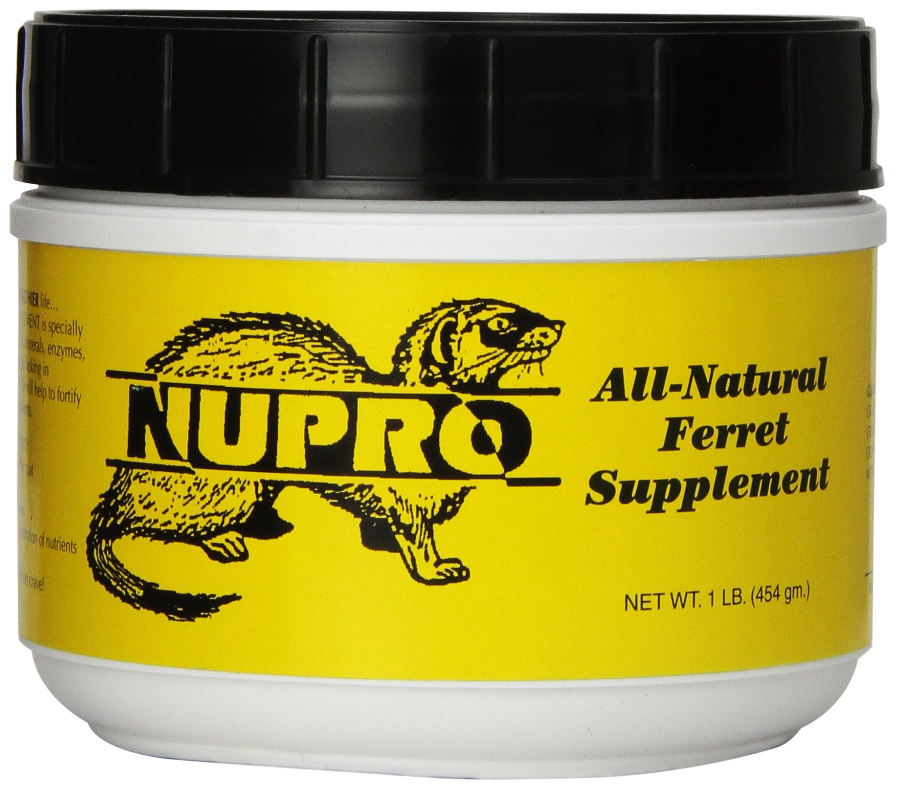 NUPRO SUPPLEMENTS 330055 Ferret Supplement for Pets, 1-Pound