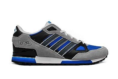 fbd69d411c9a4 Adidas Zx 750 Black Blue wallbank-lfc.co.uk