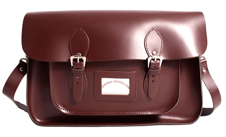 marca famosa Oxbridge Satchel's - - - Bolso estilo cartera para mujer rojo mediano  venta directa de fábrica