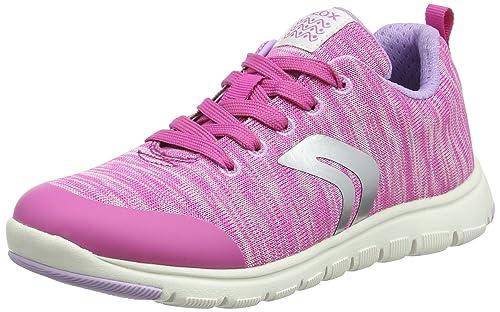 Sidewalk Sport - Zapatillas de Material Sintético para Niña, Color Morado, Talla 3