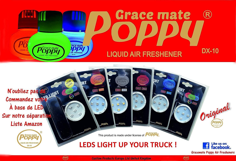 Gracemate Poppy Air Freshener Pine Auto