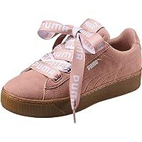 PUMA Kadın Vikky Pltfm Ribbon Bold Sneaker 36531402