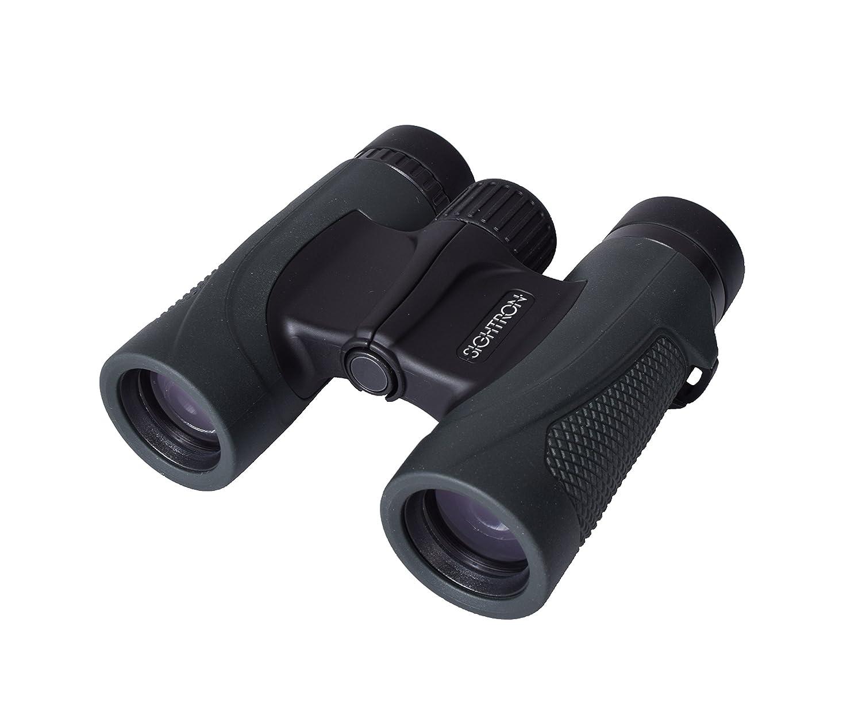 SIGHTRON 双眼鏡 ダハプリズム 10倍25㎜口径 完全防水 100/100レティクル TAC-1025 SIB33-0048   B01HAWW8U0