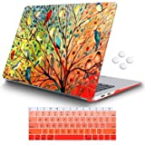 iCasso MacBook Air 13 Inch Case 2018 Release A1932
