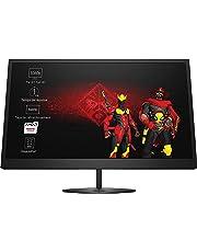 """HP OMEN 25 Ecran Gaming PC Full HD 25"""" Noir (TN/LED, HDMI/DisplayPort, 1920 x 1080, 16:9, 144 Hz, 1 ms, AMD Free-SYNC) (Ref: Z7Y57AA)"""
