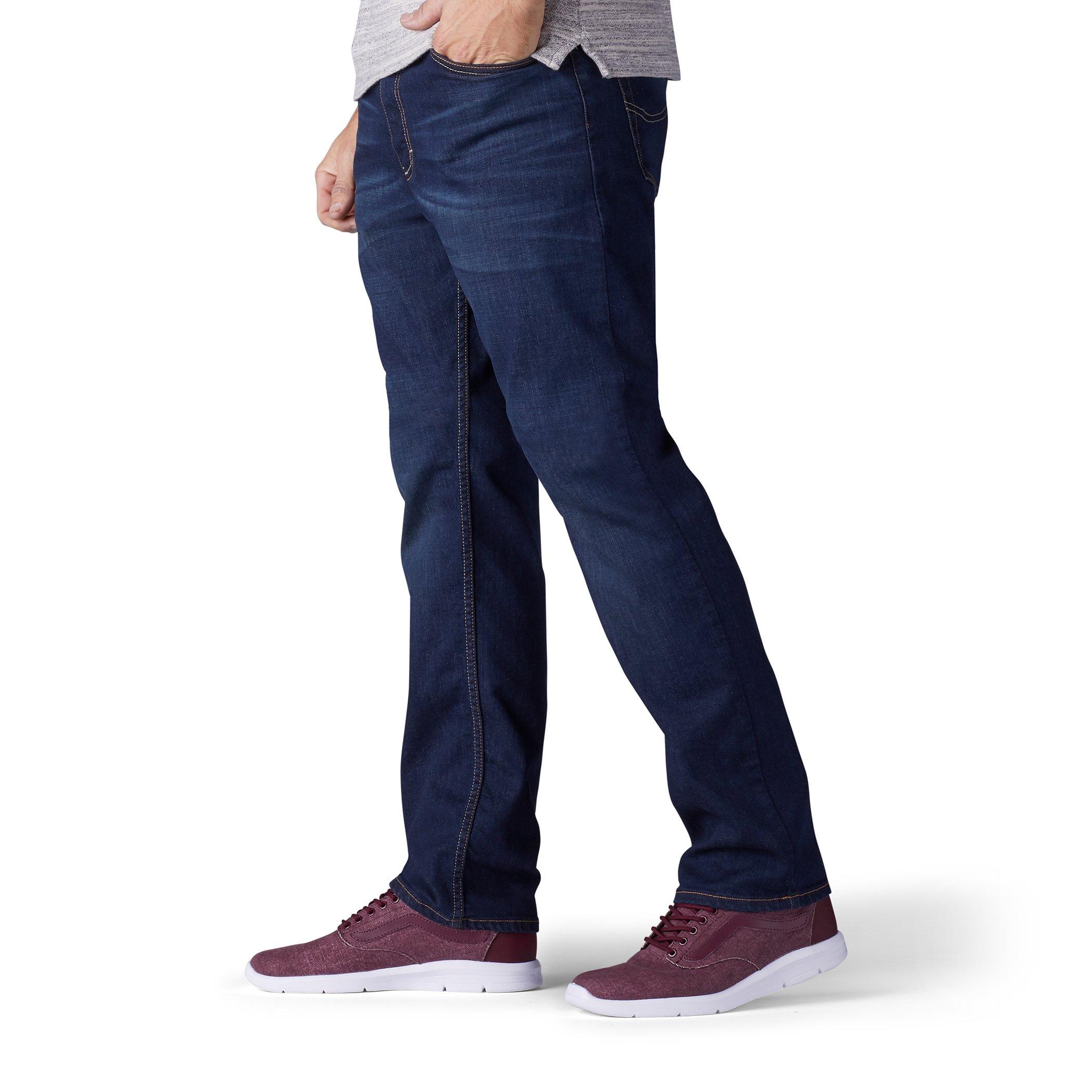 9e3a9f1c8bf40 LEE Men's Premium Flex Denim Regular Fit