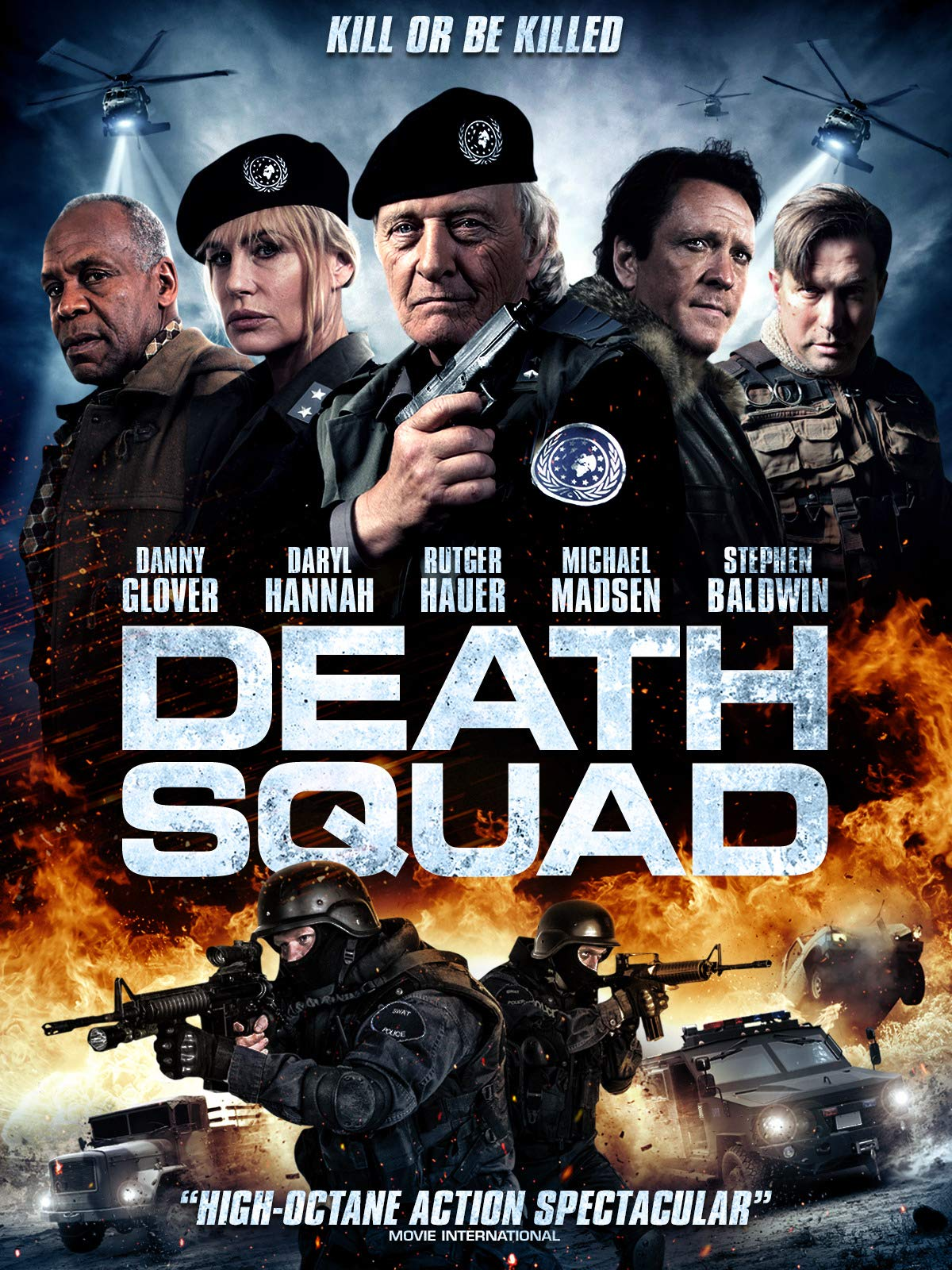 Death Squad on Amazon Prime Video UK