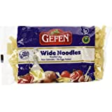 Gefen Noodles Wide Noodles Gluten Free -- 9 oz Each / Pack of 2