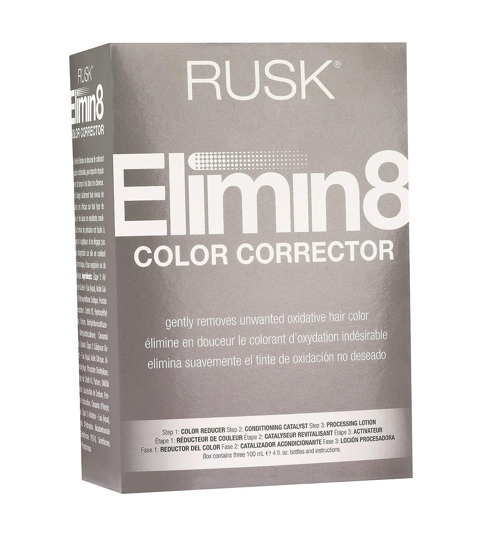 Amazon.com: Rusk Elimin8 - Corrector de color (3 unidades ...