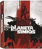 El Planeta De Los Simios - La Saga Completa [Blu-ray]