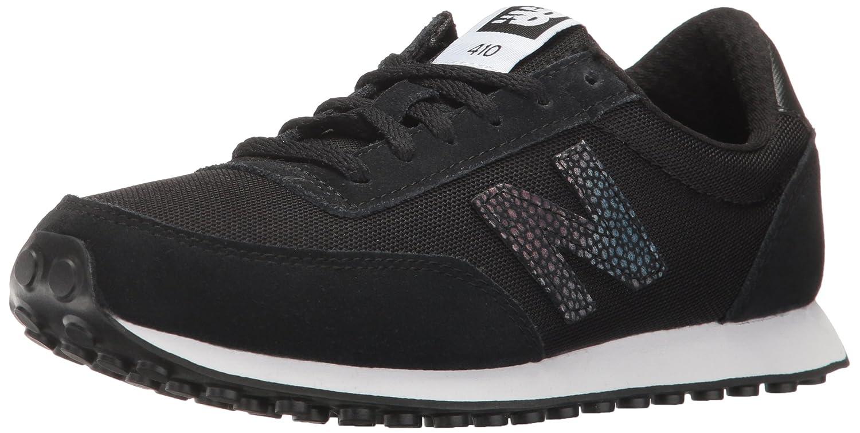 New Balance 410, Zapatillas para Mujer 36.5 EU|Negro (Black/White Bl)