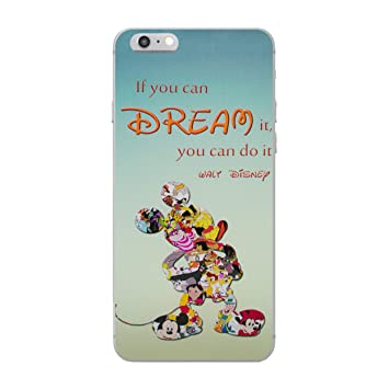 iPhone 5/5s Disney Quote Silicone Case