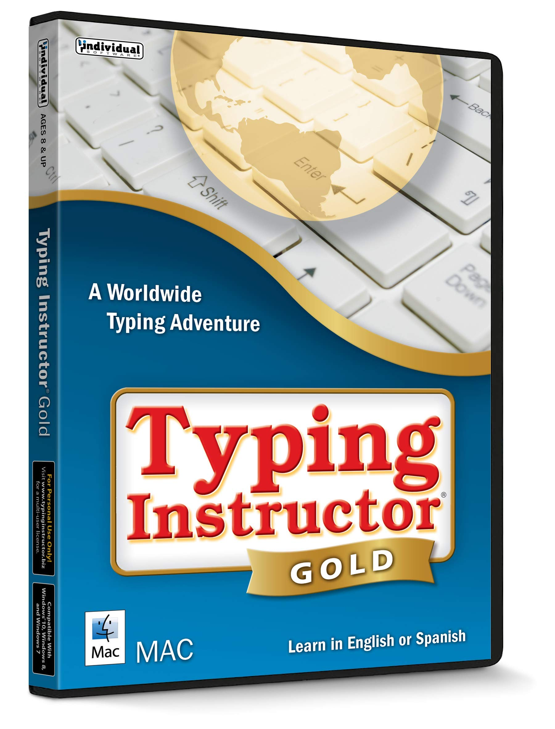 Typing Instructor Gold - Mac by Typing Instructor